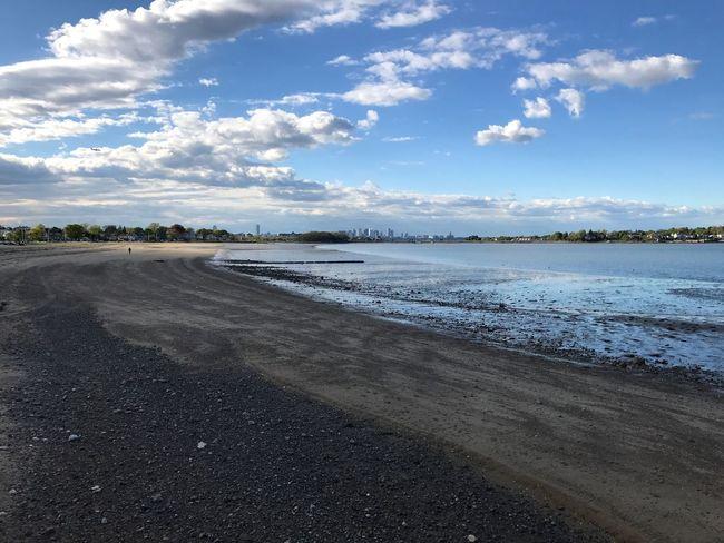 Good morning 🌞 Happy day! Urban Beach Cloud - Sky Tranquil Scene Landscape The Way Forward The Great Outdoors - 2017 EyeEm Awards