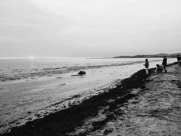 Tranquil Scene Tranquillity Nature_collection The Great Outdoors - 2016 EyeEm Awards Black And White Photography Background On The Beach Pebbles And Stones Landscape Photography Landscape_photography Landscape_Collection Nature Coastal Living Coastal_collection Environment Coastal Life Pebble Beach Beach Photography Horizon Over Water Beachlife Lifestyle Seaside Coast Water Copyspace