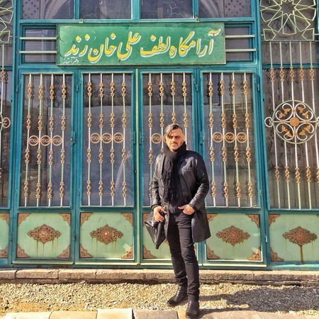 At the tomb of a maternal ancestor, Lotf Ali Khan Zand (Persian: لطفعلى خان زند ) (c. 1769 – 1794) second and last king of Zand dynasty who was brutally killed in a battle at the tender age of 22 in Kerman and somehow got buried at the shrine of some low ranking saint in the old grand bazaar of Tehran! #lotfalikhanzand #maternalgrandfather #zanddynasty #tomb #Tehran #iran ThatsMe Shirine Zand Ancestor Grand Bazaar