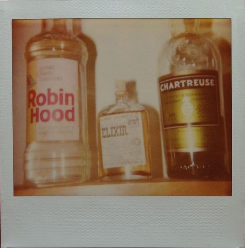 Bottles Elixir Real Polaroid things Things On A Shelf