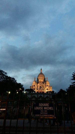 Church Paris,