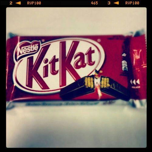Have a break, have a Kit Kat.