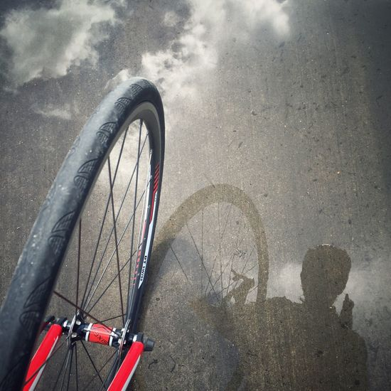 Smokin' Bicycle Cycling Wheel Pedal Sport Transportation Outdoors Sky Day People Bmx Cycling Reflection ThatsMe The City Light Mammal Transportation