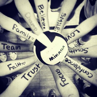Volly ball is my live!!!