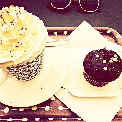 Coffee Chocolate Miam! Food