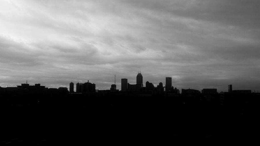 Better version of previous Blackandwhite Black And White Black & White Black&white Black And White Photography (null)Blackandwhite Photography Architecture City Modern Sky Silhouette Day Outdoors Skyscraper Cityscape Indianapolis  (null)Urban Skyline Indiana (null)No People Cloud - Sky Building Exterior Built Structure The Architect - 2017 EyeEm Awards Neighborhood Map