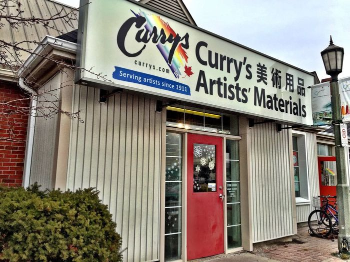 One of the original shops at this mall. Good to see @CurrysArtStore is still thriving after all these years 😊 — Artists IPhoneography Art, Drawing, Creativity