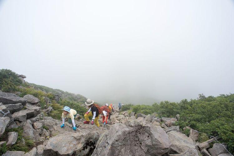 Nikon D810 青森県 EyeEmNewHere Beauty In Nature Hiking Nature 岩木山 MT. Iwaki Iwakiyama Volcano