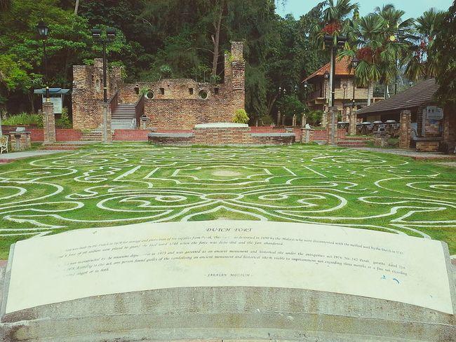 At Kota Belanda (Dutch Fort) Pangkor Island Jalanjalanperak Vacation Time EyeEm Malaysia Cuti Cuti Malaysia Taking Photos ❤ By Ismi_zuehaira