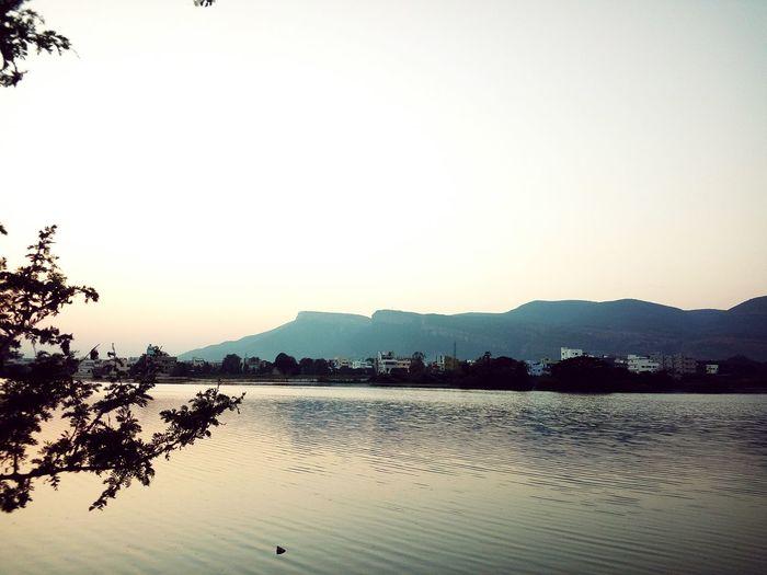 Tirumala Hills...