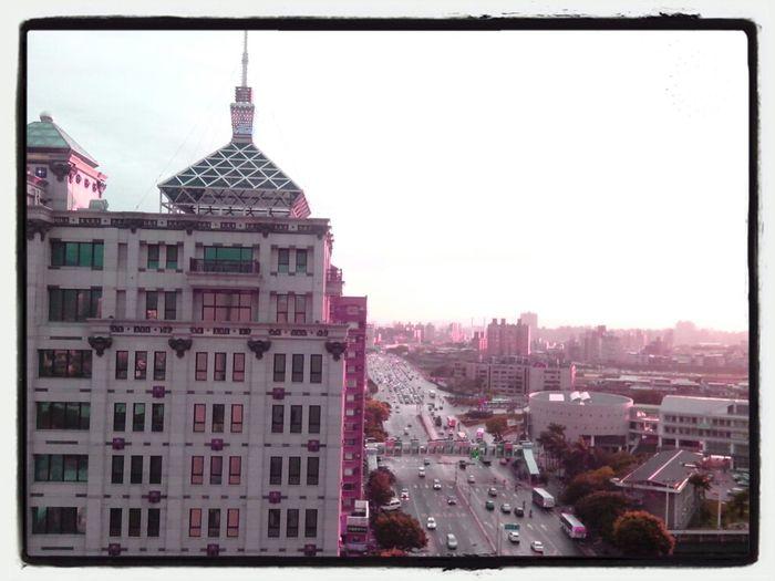 陽光終於露臉了 City View