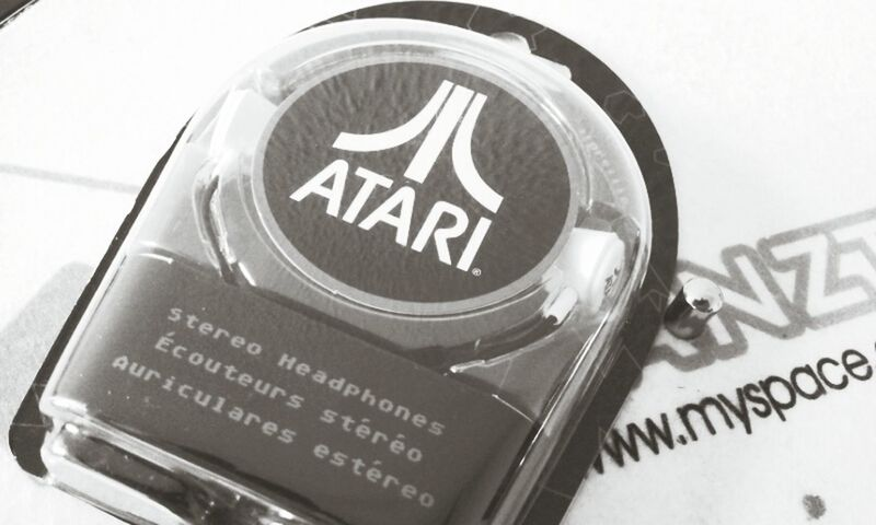 Atari Atari Vintage Technology