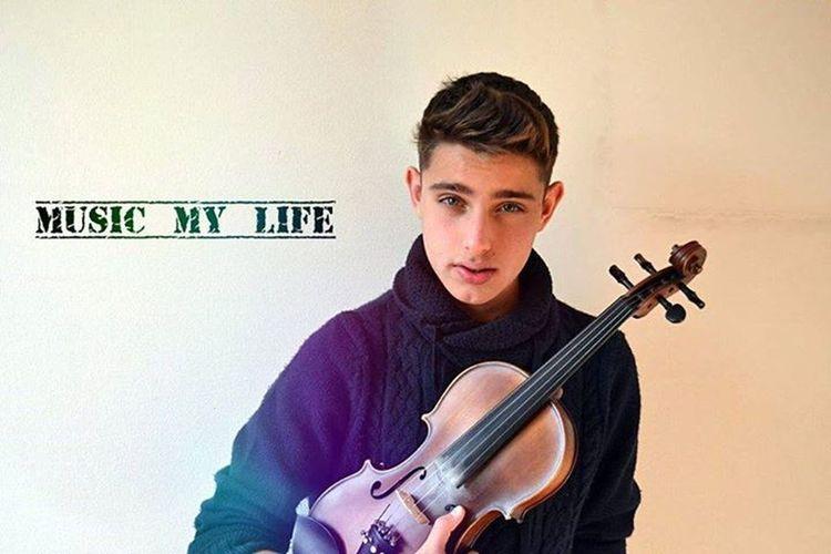 Music Musiclife Violinist