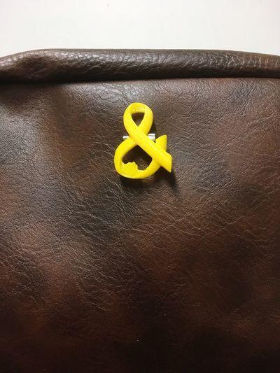 노란리본 세월호 잊지않겠습니다 Yellowribbon Sewolferry 3Dprint