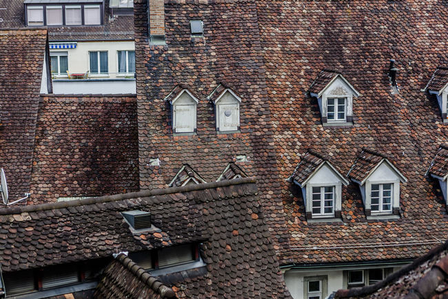 Abstract Abstract Photography Abstractarchitecture Architecture Basel Building Exterior Built Structure City Life Exterior House In A Row Lookup No People Outdoors Repetition Residential Structure Roof Rooftop Rooftops Travel Destinations Travel Photography Traveling Up Window Windows