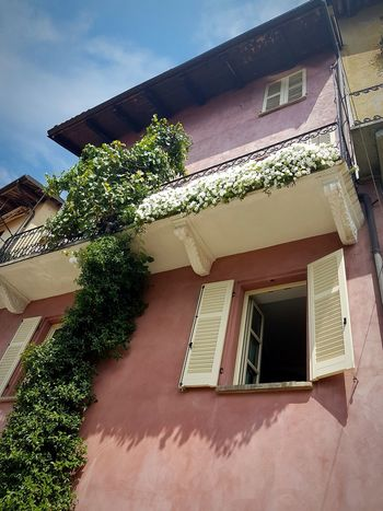 Architecture Built Structure Building Exterior Roof Tree No People Day Indoors  Sky Balcony Monforte D' Alba Langhe Italy Langhe Travel Destinations Architecture