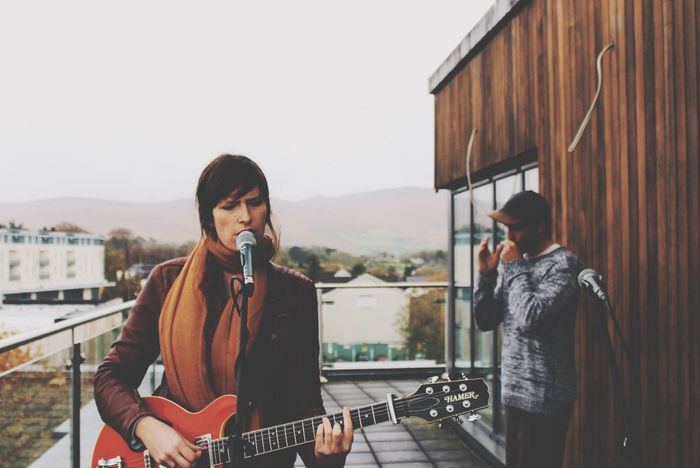 Rachel Ries and Tom Terrell. balcony tv tralee Live Music Balcony Tv Tralee Canon steph filter