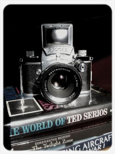Books Real Film Vintage Technology Go Retro!