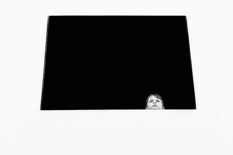 Deep Space... Philosophical Blackandwhite Conceptual Monochrome Portrait EyeEm Bnw Fujifilm FUJIFILM X-T1