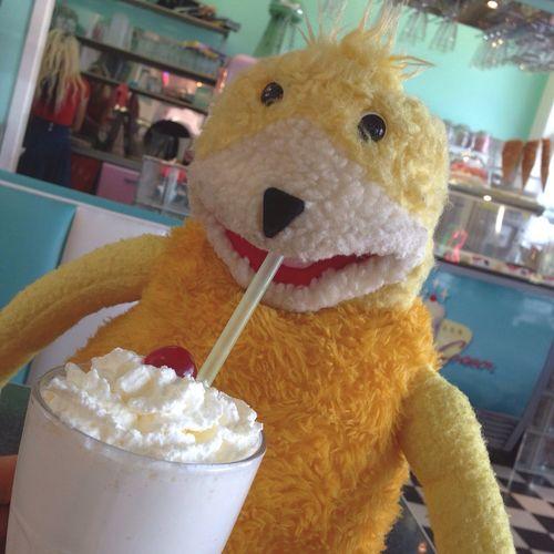 Milkshake Nostalgeek Flat Eric