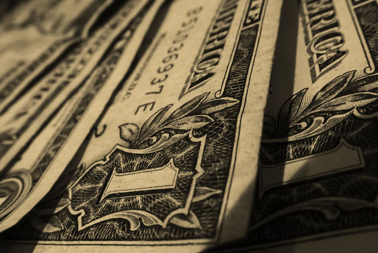 Finance Paper Currency Currency Backgrounds Business Wealth Close-up Communication No People Full Frame Indoors  Text Number Still Life Paper Single Object