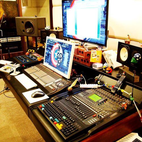 Studio Music Musician Recording Midi Composer Cubase