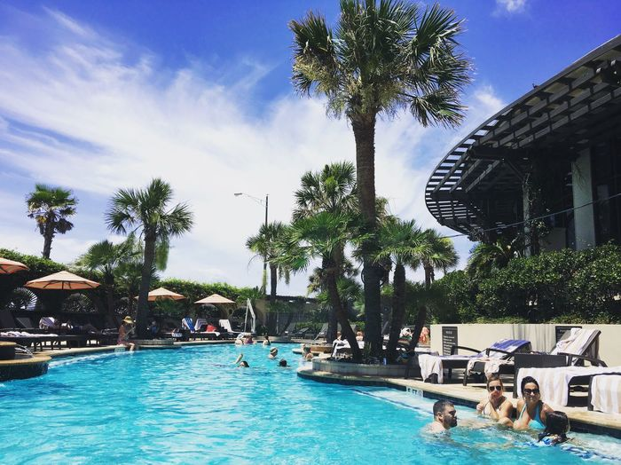 Summertime Pool
