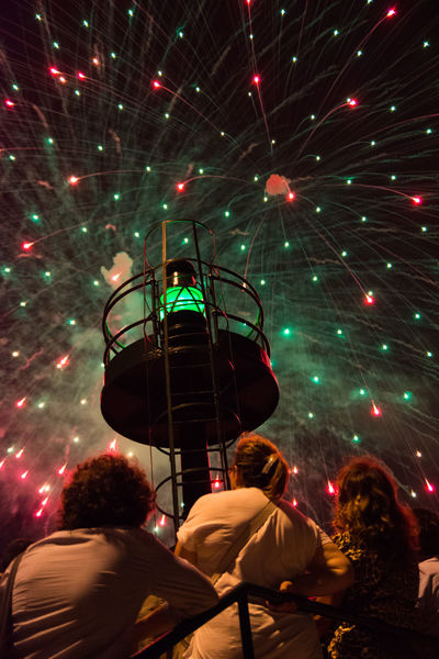 Fireworks. Fireworks Arts Culture And Entertainment Celebration Firework Fireworks In The Sky Illuminated Italy Light Night