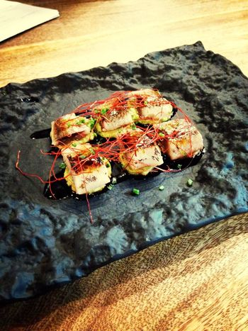 Sardinasahumadas 2254 Newrestaurant Newconcept Surprise Food Eat