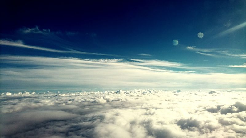 Sky PhonePhotography Clouds Nature Photography Sky And Clouds Blue Sky Blue Sky And Clouds Flying High Flying