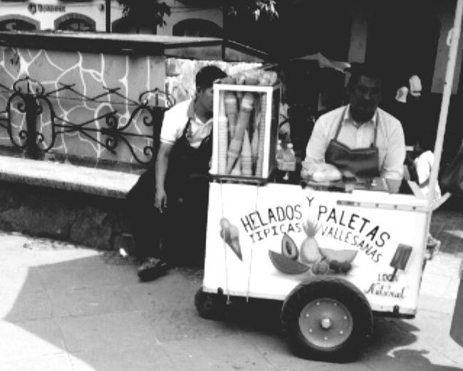 Helados First Eyeem Photo #mexico ValledeBravo Paletas