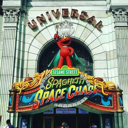 Sesame Street! Universalstudios Sentosa Sesamestreet