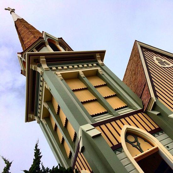 #steeple #berkeley #latergram