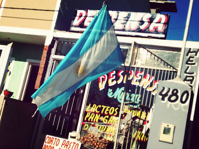 World Cup Argentina Despensa Barrio