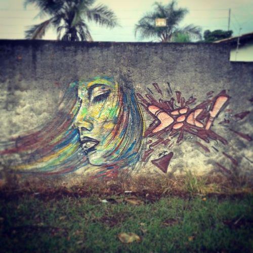 As artes da minhã amada cidade GOIÂNIA. Artesderuagyn