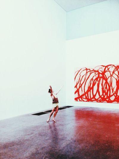 Tatemodern Dancingmuseum Art