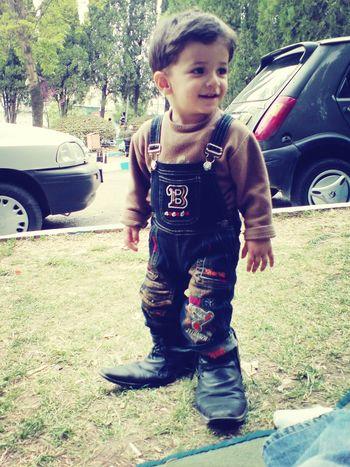 Iran Cute Kids Baby ❤ Big Shoes