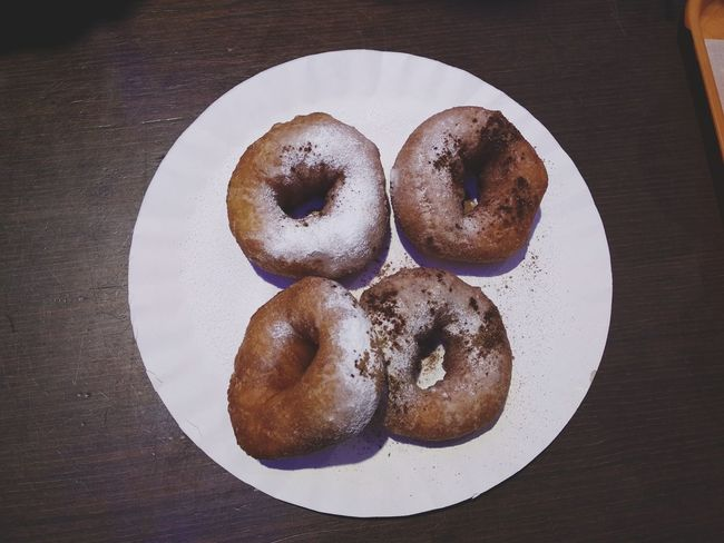 EyeEmSelect Donuts Food Ready-to-eat Tasty Cinnamon Sugar