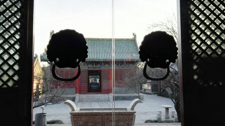 Roof Mobile Photography Take Photos From My Point Of View Outdoors Taste Of Home China Culture Exhibition Rooms 城隍庙