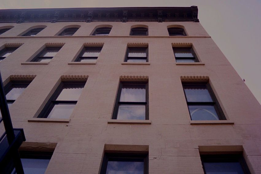 Building Exterior Architecture Built Structure Window Low Angle View No People Outdoors Day City Sky