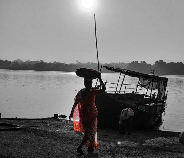 Water Fisherman