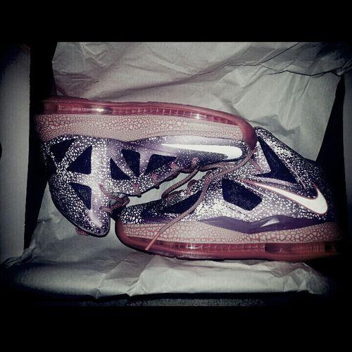 Sneaks Sneakers Lebrons Extraterrestrial
