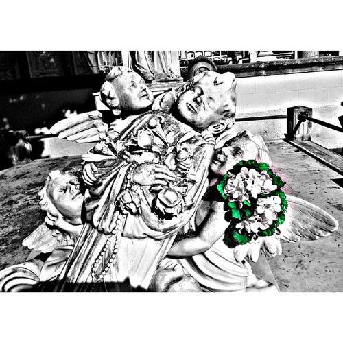 Angelets al cementiri SINERA Instarenys Totmarc Visitarenys