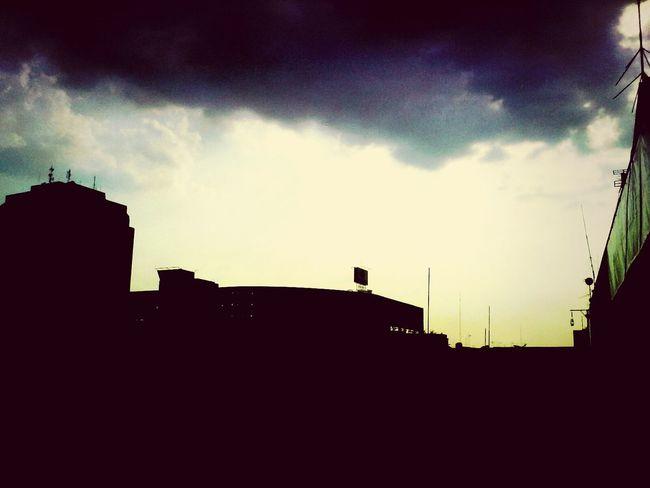Braga Sunset
