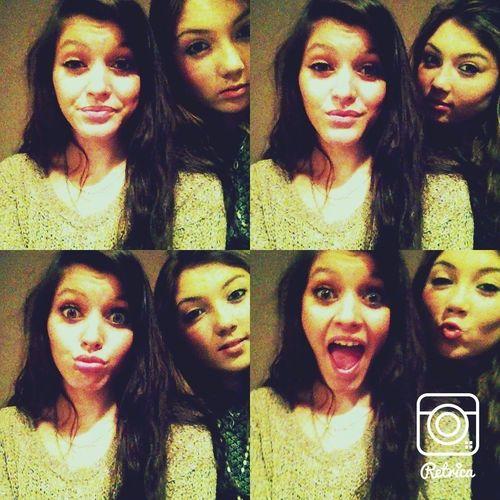 Avec ma Lauriane adoré ❤❤