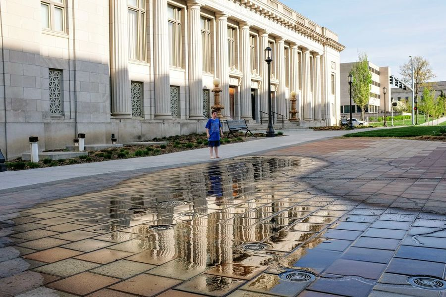 Visual Journal May 2018 Lincoln, Nebraska 35mm Camera A Day In The Life Camera Work Downtown EyeEm Best Shots FUJIFILM X100S Getty Images Kids Being Kids Lincoln, Nebraska MidWest Nebraska Photo Essay State Capitol Visual Journal Warm Day Always Taking Photos Architectural Column Architecture Building Building Exterior Built Structure City Day Downtown District Eye For Photography Footpath Fujifilm Full Length Lifestyles Men Nature On The Road One Person Outdoors Paving Stone Photo Diary Puddle Rain Real People Reflection S.ramos May 2018 Sidewalk Street Travel Destinations Walking Wet