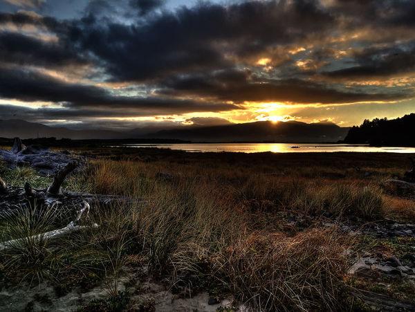Cape Meares Sunrise Lake IPhoneography Photomatix HDR