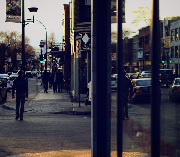 Street City City Street Street Light Large Group Of People Stoplight People Adult Architecture Outdoors Building Exterior Only Men Day The Street Photographer - 2017 EyeEm Awards Urbanphotography Montréal Instamood Adults Only