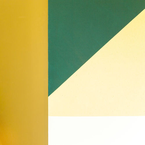 Minimal might be abstract Yellow Architecture Built Structure Wall - Building Feature No People Multi Colored Copy Space Day Full Frame Backgrounds Close-up Outdoors Green Color Building Exterior Abstract White Color Wall Sunlight Pattern