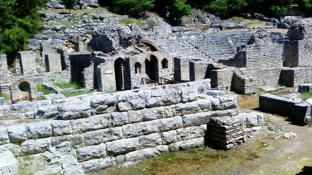 In Butrinti -saranda Butrint Oldcity Cool Spartans  Etc